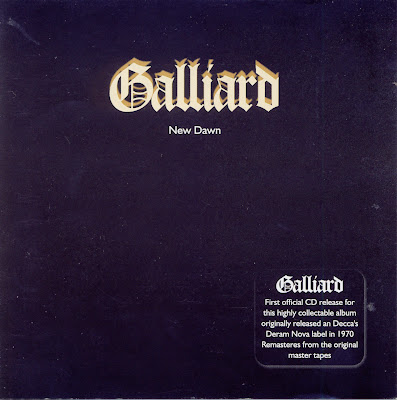 Galliard ~ 1970b ~ New Dawn