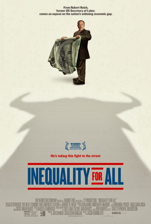 Poster Of English Movie Inequality for All (2013) Free Download Full New Hollywood Movie Watch Online At Alldownloads4u.Com