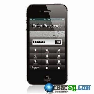 hình 1: chống trộm cho iphone