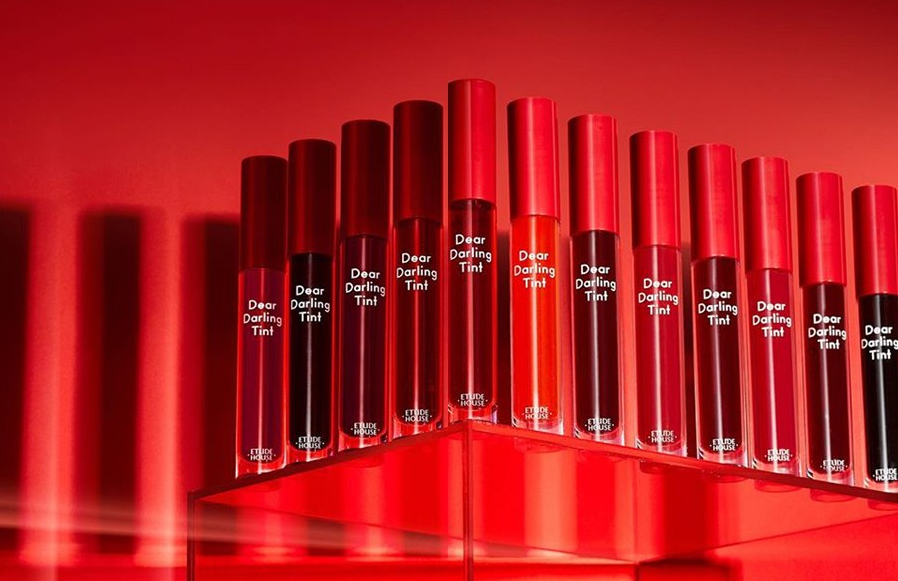 Son Etude House Dear Darling Water Gel Tint 2019