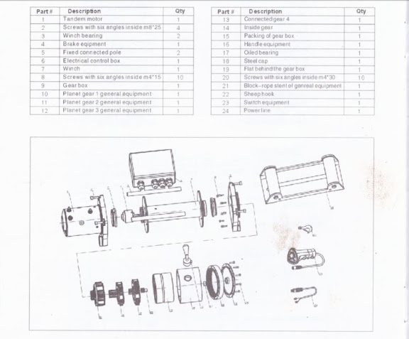 Dominator Winch Wiring Diagram : Dominator winch wiring diagram images