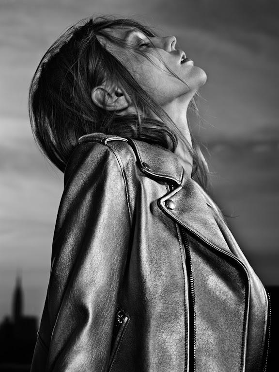 *Saint Laurent 2014度假系列:Sasha Pivovarova冷豔詮釋! 7