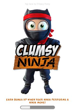 Clumsy Ninjaが面白い