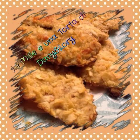 petti di pollo croccanti