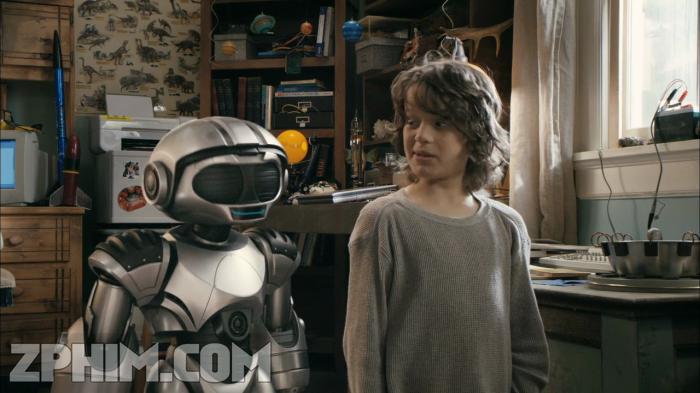 Ảnh trong phim Chú Robot Siêu Việt - Robosapien: Rebooted 1