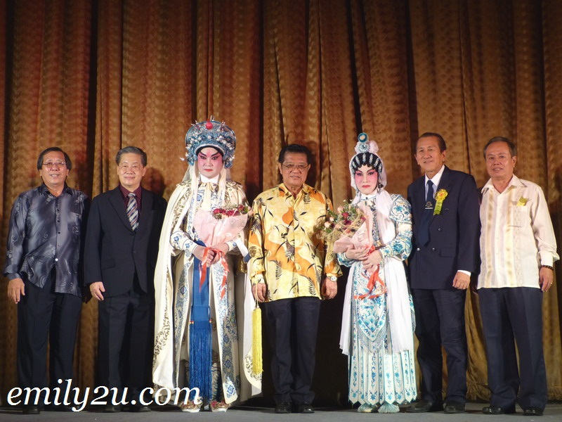 Ipoh Chin Woo Cultural Night Cantonese Opera