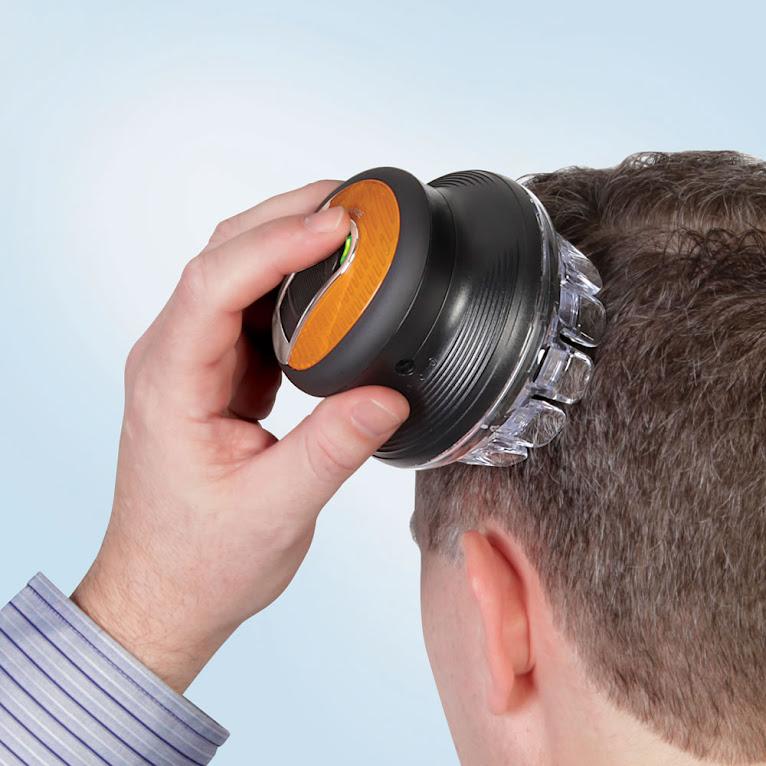 *剪髮不求人:單手理髮機! 1