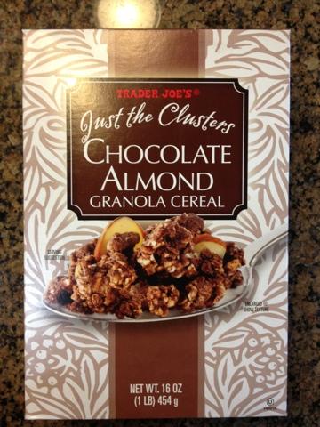 Trader Joe S Cereal Granola Chocolate Almond