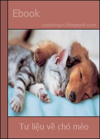Ebook Tư liệu về chó mèo