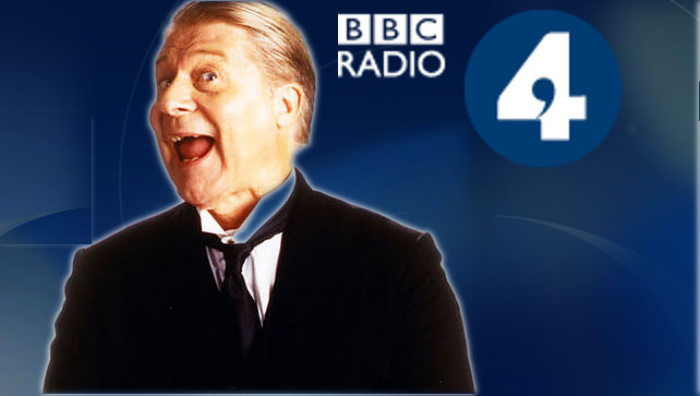 Martin Jarvis performs Jeeves in Manhattan for BBC Radio4