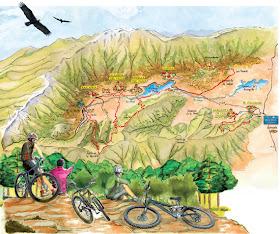 5 rutas en bicicleta de montaña por el corazón del valle del Lozoya