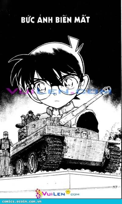 Detective Conan Chap 583 - Truyen.Chap.VN