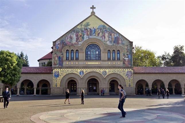 Universidad de Stanford, Palo Alto