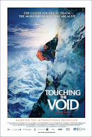 Resenha de Desafio Vertical (Touching the Void), de Kevin Macdonald