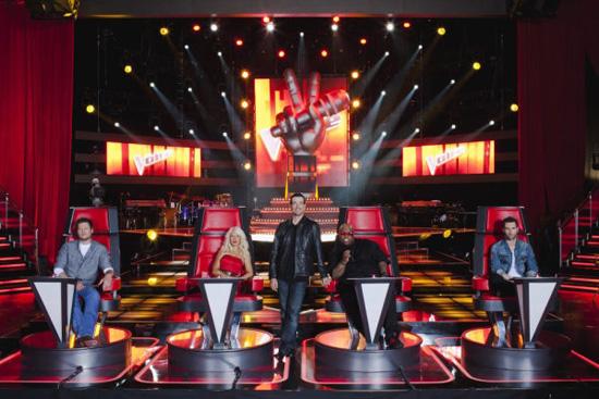 the voice contestants list. The new NBC show quot;The Voicequot;