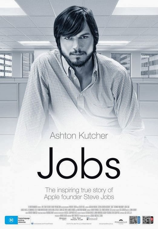 Poster Of English Movie Jobs (2013) Free Download Full New Hollywood Movie Watch Online At Alldownloads4u.Com