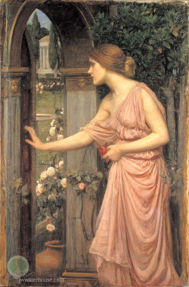 SIEMPRE...SIEMPRE.....      ღ¸¸.•♥ღ¸¸.•♥ღ¸¸.•♥ღ¸¸ - Página 7 Waterhouse_psyche_entering_cupids_garden