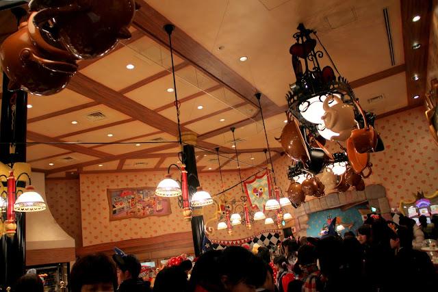 日本 東京迪士尼 美食