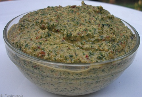 coconut pudina chutney recipe