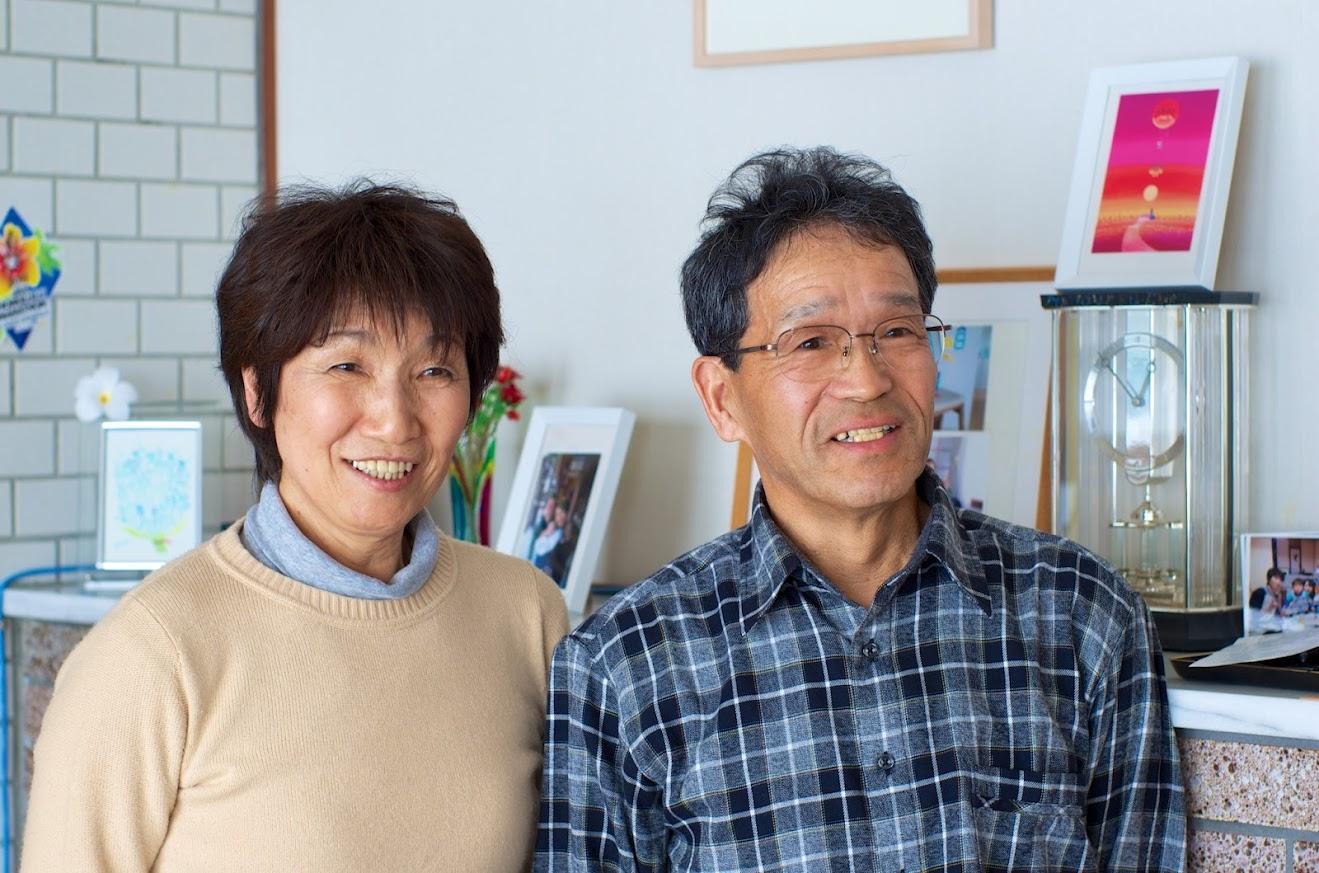 谷本明さん・かよ子さんご夫妻