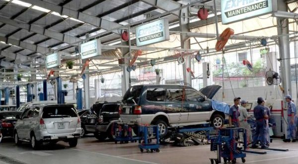 Đơn hàng bảo trì ô tô cần 12 nam làm việc tại Hokkaido Nhật Bản tháng 08/2017