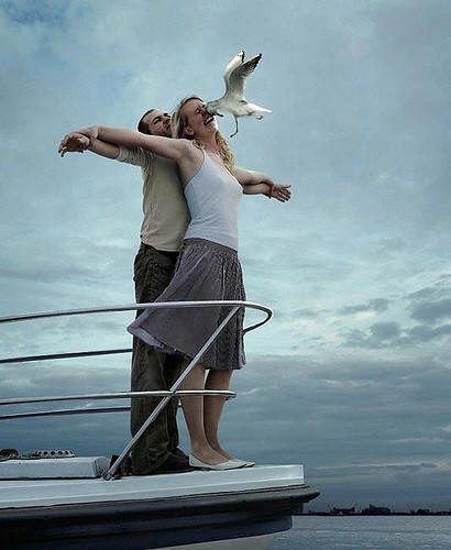"""""""I'm the King of the World... AUUCHT!!"""""""