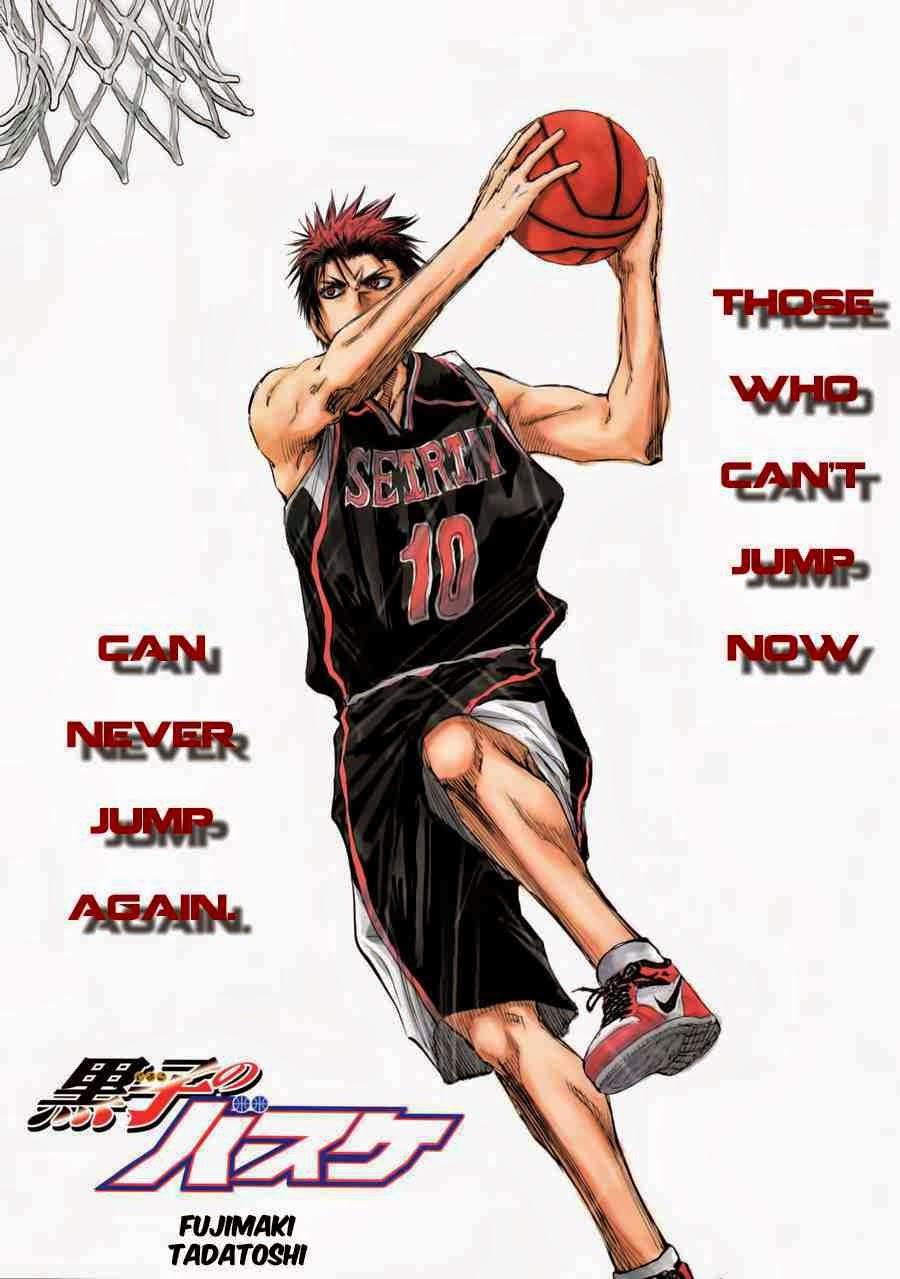 Kuroko no Basket Manga Chapter 235 - Image 02