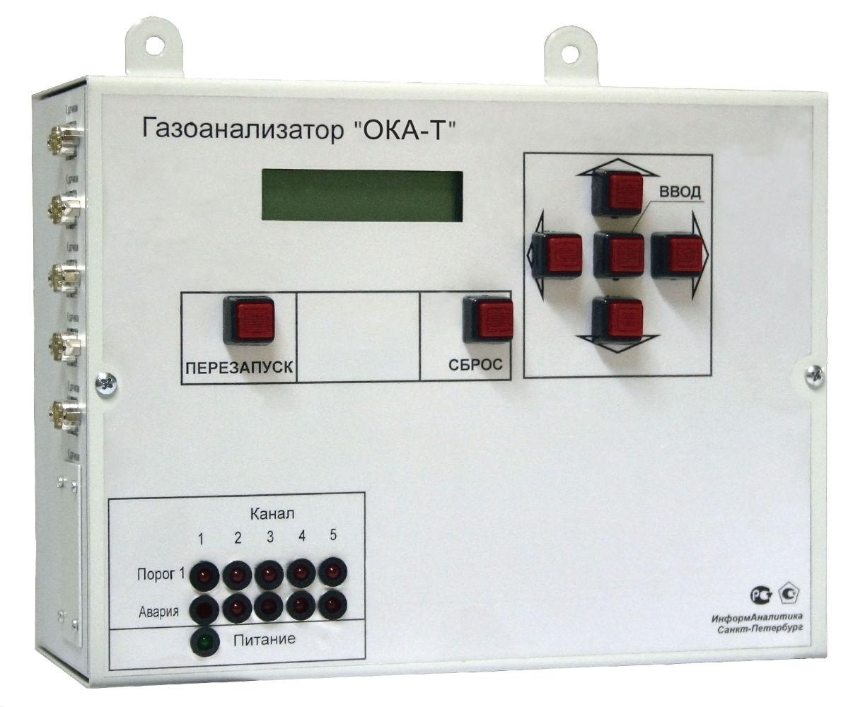Как выбрать анализатор газа стационарного типа