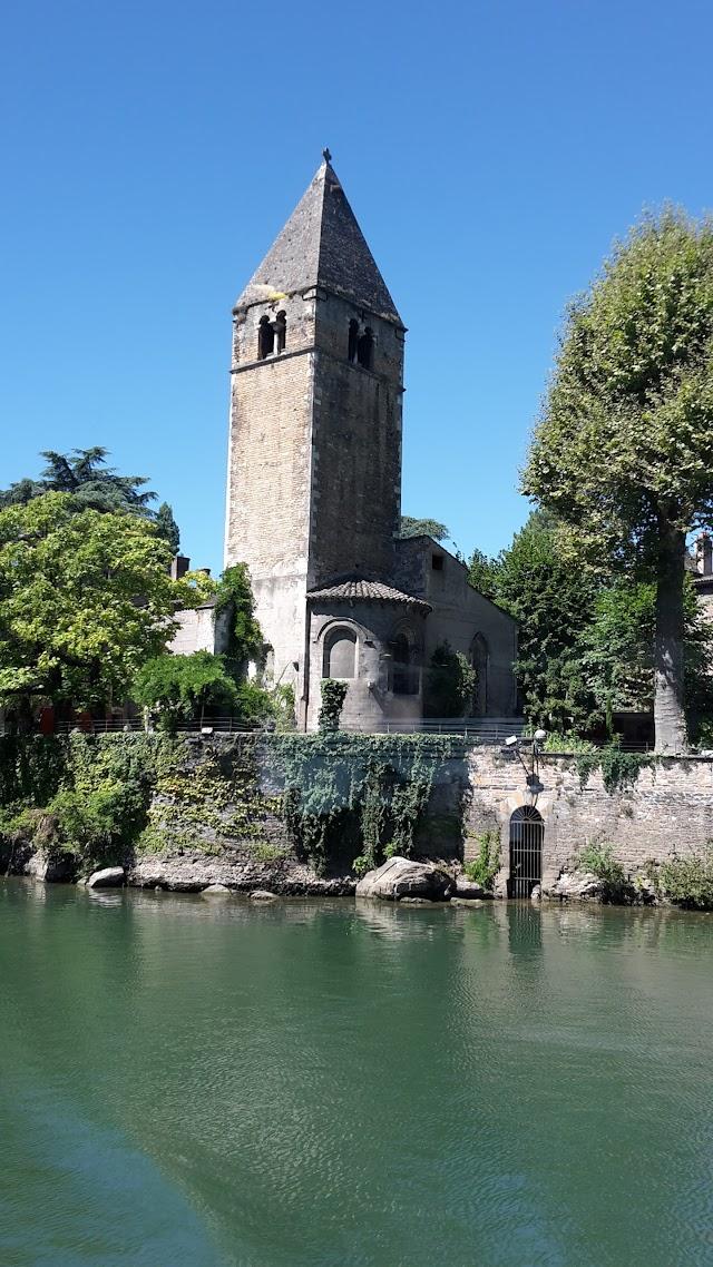 Chapelle de l'Ile Barbe 69009 Lyon
