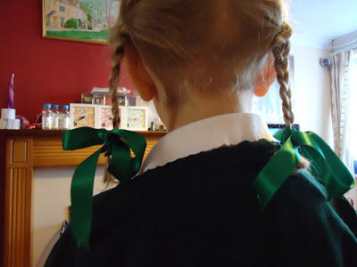 Top Ender with Plaits for School