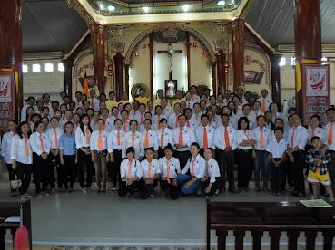 Ngày hội ngộ Khôi Bình Miền Ninh Thuận mừng bổn mạng 01/05