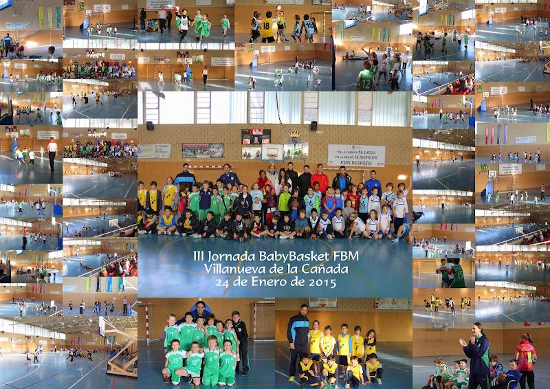 El mejor Baloncesto en el BabyBasket de Villanueva de la Cañada