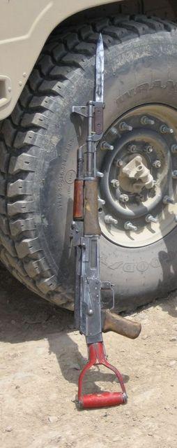 24  fusils qui venaient de Kaboul. - Page 2 Akmafghaneac6