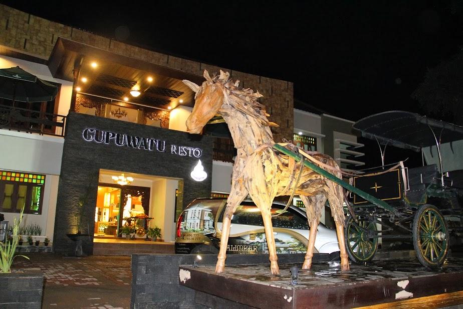 Cupuwatu Resto - Yogyakarta