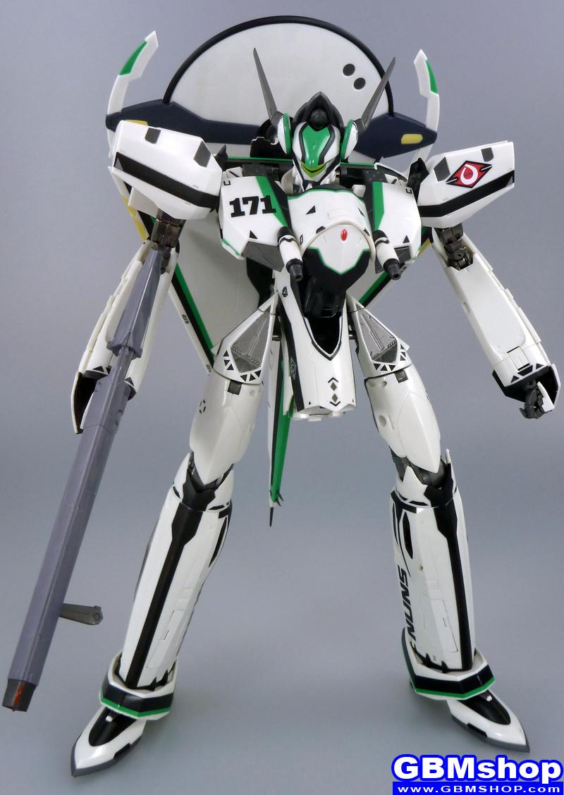 Macross Frontier RVF-171EX Nightmare Plus EX Battroid Mode