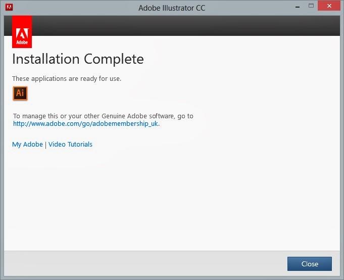 تحميل الستريتر Adobe Illustrator Creative Cloud17.0.0 full Crack الداعم للغة العربية مع التفعيل برابط مباشر يدعم الاستكمال