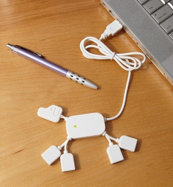 Dog USB Hub