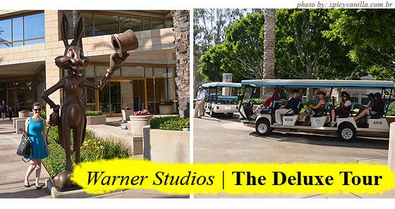 post worner 2l - Warner Bros Studios | Deluxe Tour