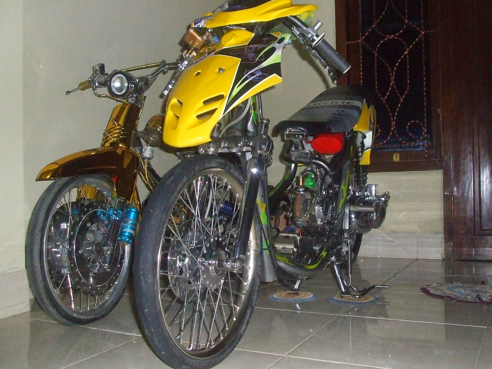 modifikasi revo 110