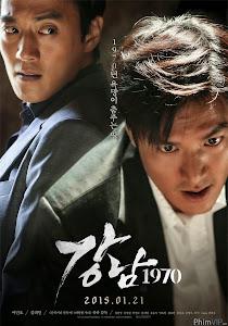 Nổi Buồn Gangnam - Gangnam Blues poster