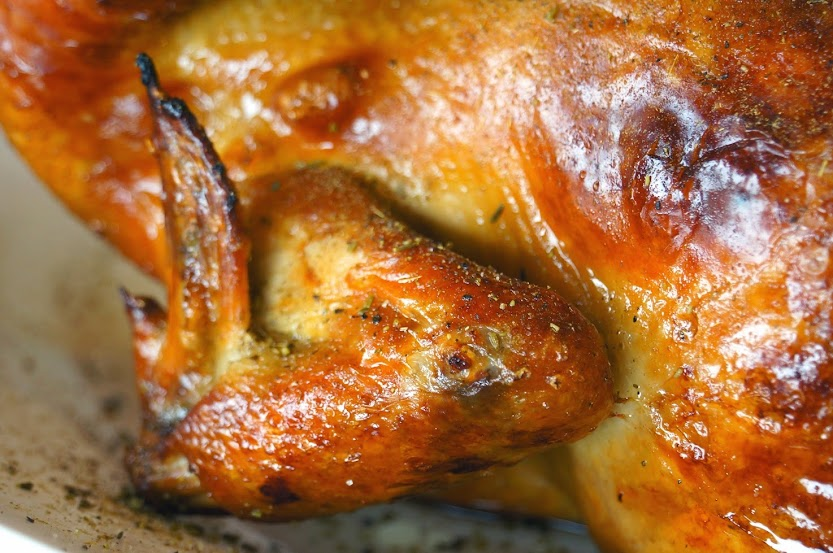【新竹阿東窯烤雞】芎林美食推薦狂噴汁的烤雞