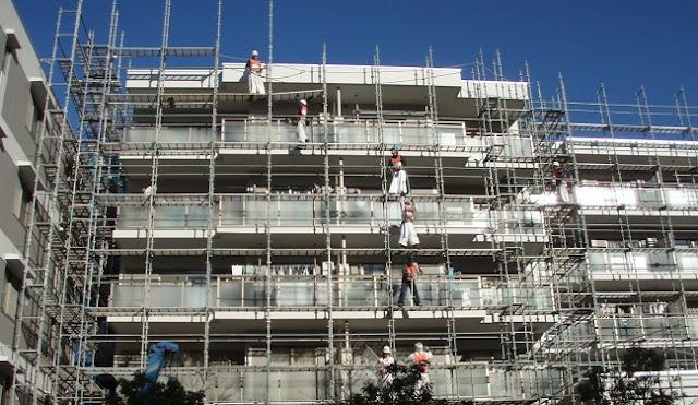 Đơn hàng lắp ráp giàn giáo cần 6 nam làm việc tại Saitama Nhật Bản tháng 07/2017