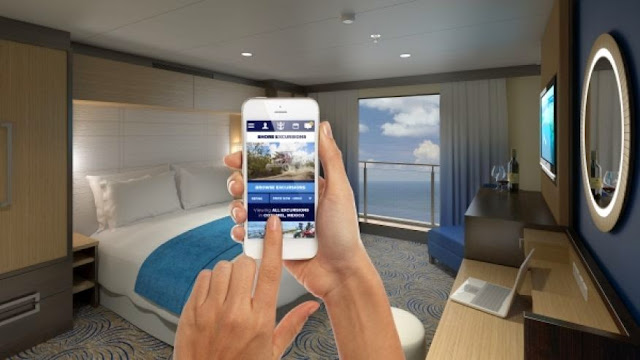 Cruise ship Technology