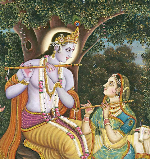 Vedanta Philosophy Image