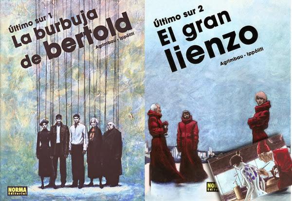 �ltimo Sur: La burbuja de Bertold [1] y El Gran Lienzo [2][C�mic][Espa�ol]