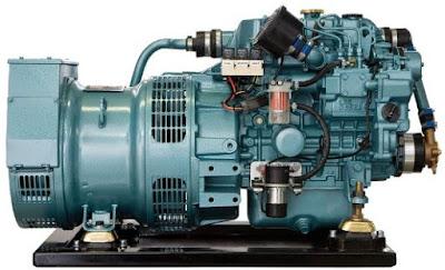 Máy phát điện Mitsubishi 1000kva – 2000kva