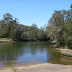 Downstream of the weir (346666)