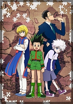 Hunter x Hunter 2011 Preview Image