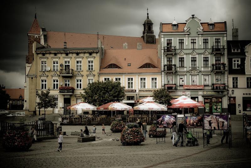 Gniezno -- pierwsza stolica Polski..