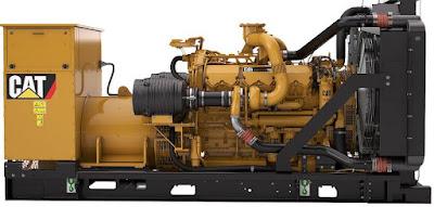 Máy phát điện Caterpillar 750kva – 2000kva